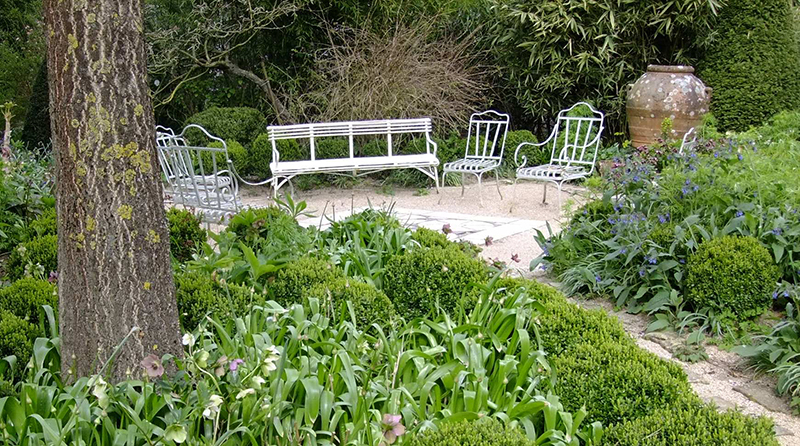 Garden talks by Becky Cotteril